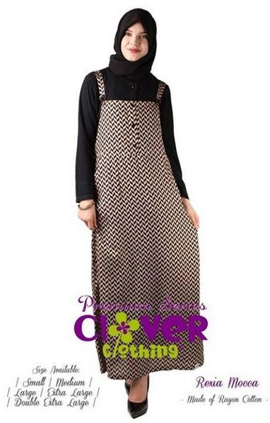 Tampil Cantik Saat Berbadan Dua Dengan Koleksi Baju Muslim