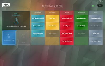 Nero Platinum 2019 Suite v20.0.07200