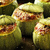 COURGETTES FARCIES VEGETARIENNES
