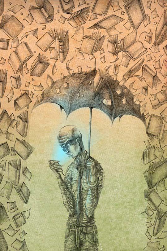 Ilustración de Jhonattan Balcázar Durán