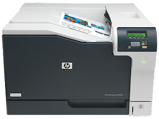 Download HP LaserJet CP5225 series drivers