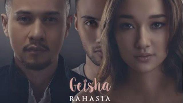 Chord Gitar/Kunci Gitar Geisha - Rahasia (OST. Antologi Rasa)