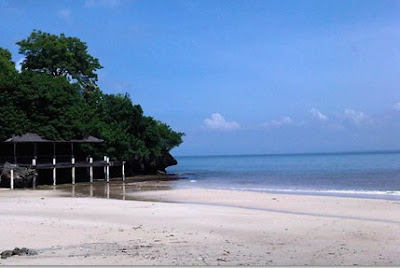 Pantai Pondok Bali Subang Objek Wisata Pantai di Jawa Barat Yang Paling Bagus Buat Liburan