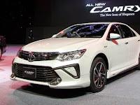 Harga dan Perubahan Toyota Camry 2015 Terbaru Indonesia