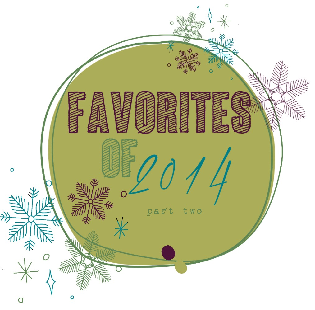 Best of 2014: The Books that are Still Favorites. Talking best of 2014 books! What made your list? Text © Rissi JC