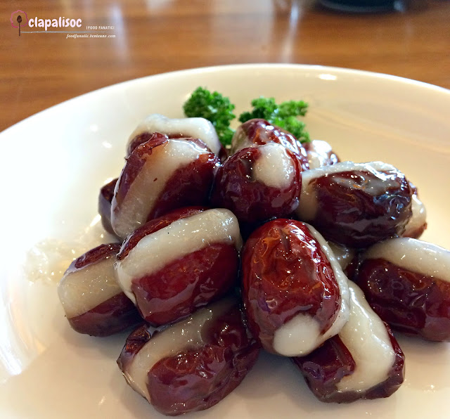 Steamed Glutinous Rice Stuffed in Red Dates from Paradise Dynasty