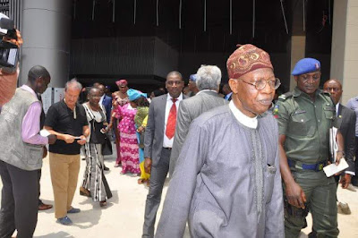 LAI MOHAMMED BRAGS!!! DESPITE RECESSION, INVESTORS ARE BEGGING AND TROOPING INTO THE COUNTRY TO INVEST (PHOTOS)