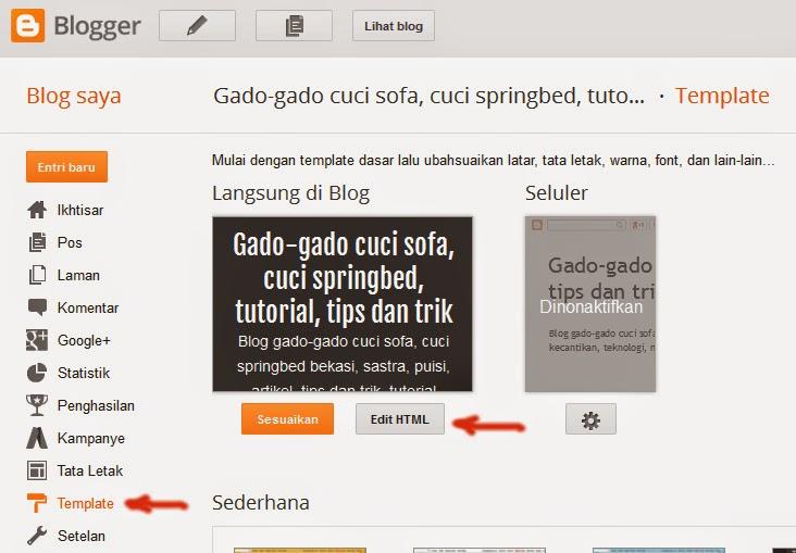 cara agar blog tidak di copas
