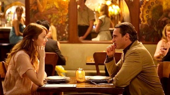 Joacquin Phoenix e Emma Stone-Irrational man 2015