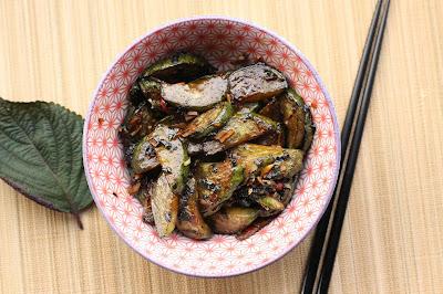 concombre cuit a plat wok