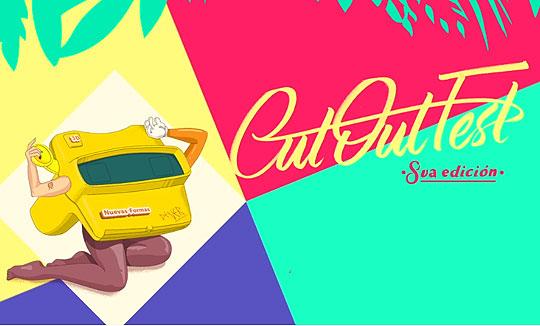 Convocatoria de Cortos Animados. CutOut Fest