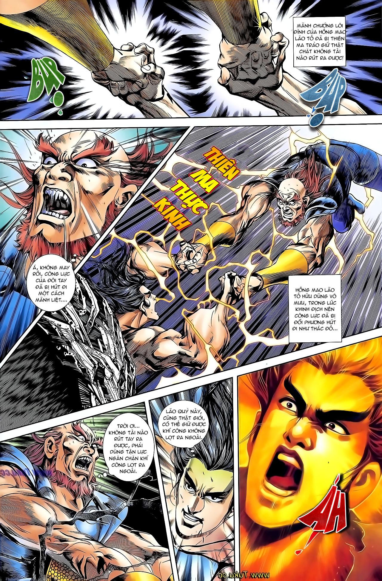 Cơ Phát Khai Chu Bản chapter 130 trang 4