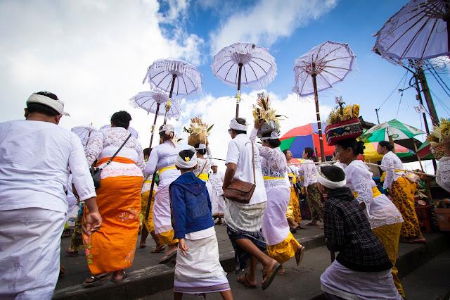 Cerimonia Tempio Pura Besakih-Bali