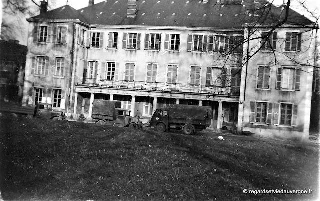 Photo noir et blanc à identifier, (Auvergne)