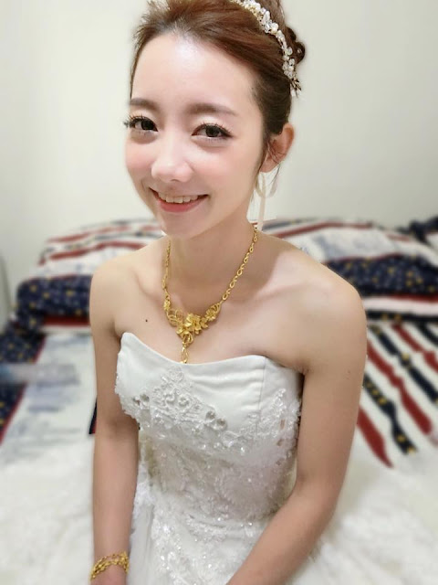 短髮新娘 | 台北新秘 | 台北新娘秘書 | 新秘推薦