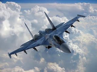 Pesawat Tempur Su-35