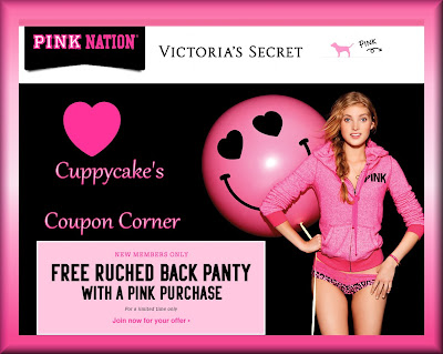 FREE UNDERWEAR COUPON