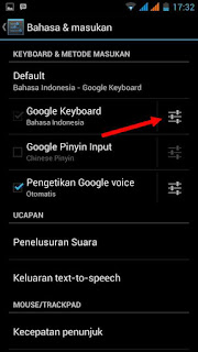 Cara Matikan Getar keyboard di android