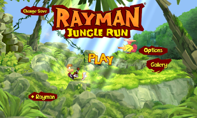 Rayman Jungle Run Apk + Data for Android