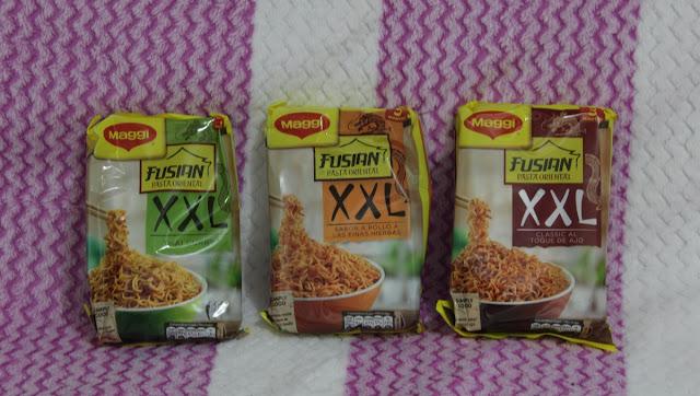 Pasta Oriental XXL Fusian