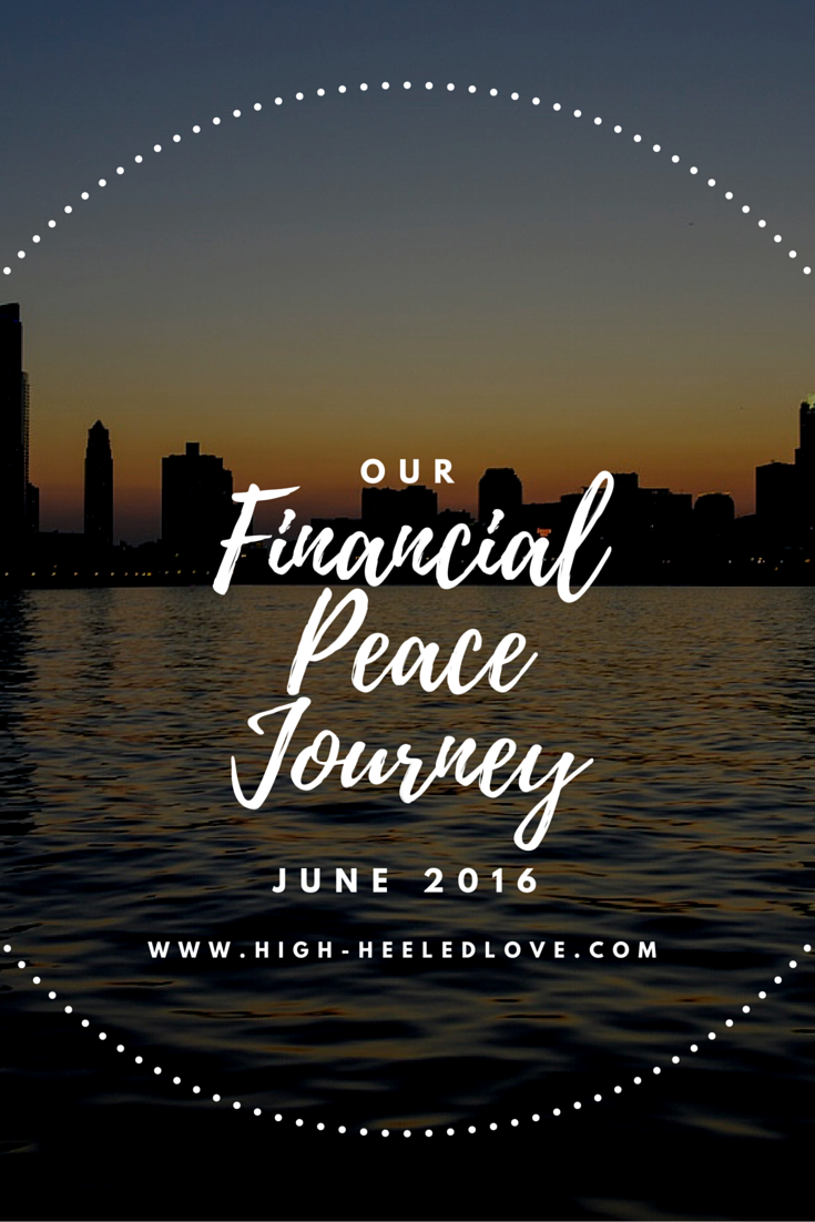 Our Financial Peace Journey: June 2016