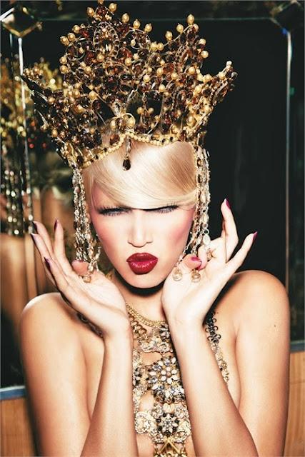 Beyoncé by Ellen von Unwerth