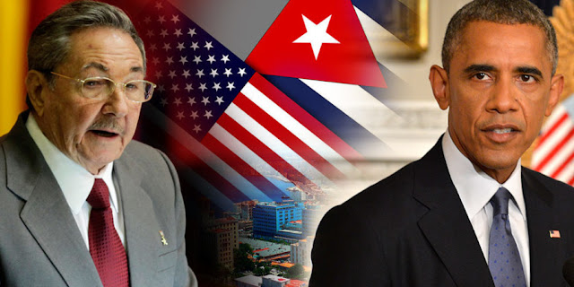 O capitalismo aterrissou em Cuba no domingo junto com Obama
