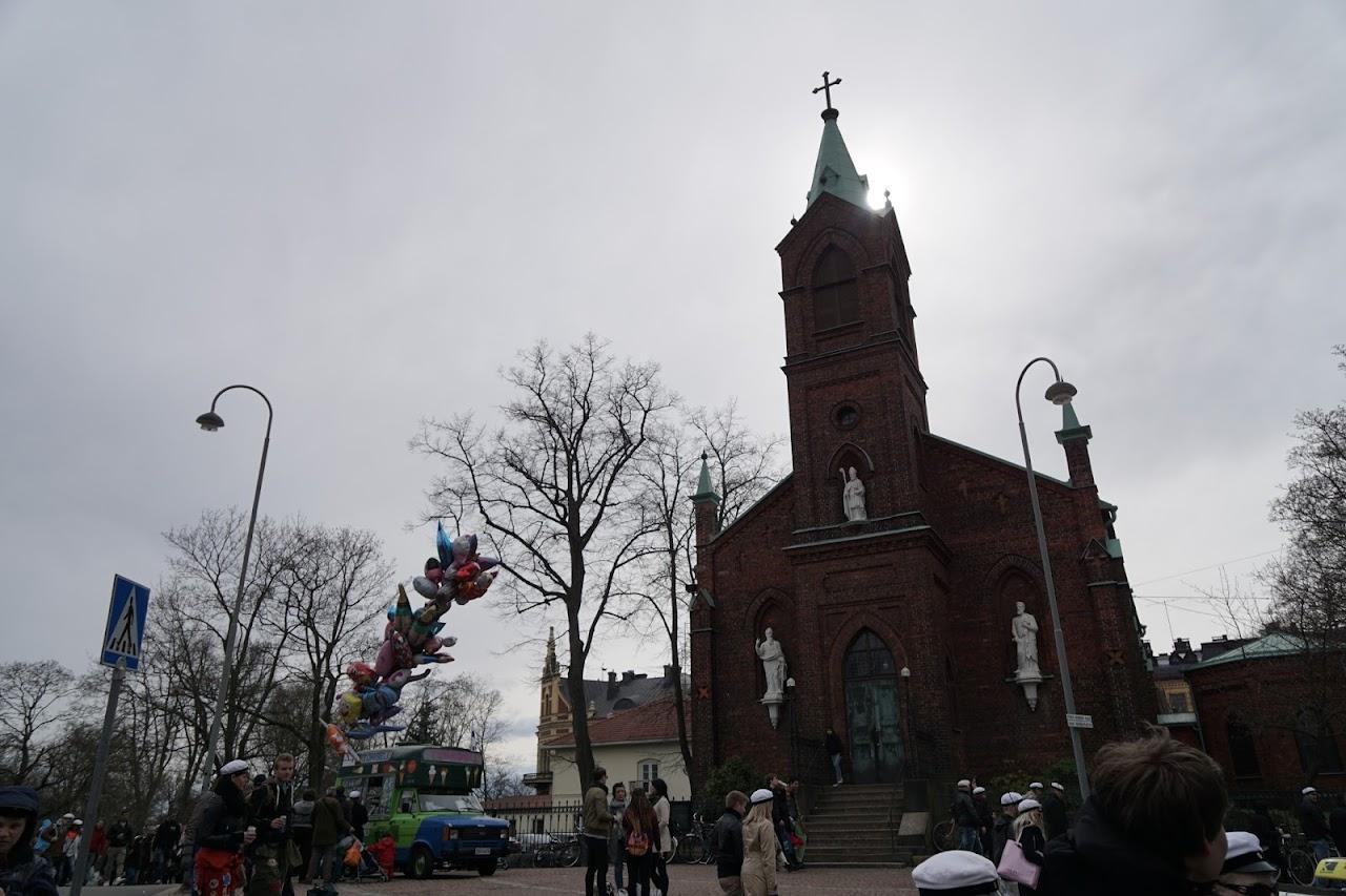 聖ヘンリー大聖堂(Pyhän Henrikin katedraali)