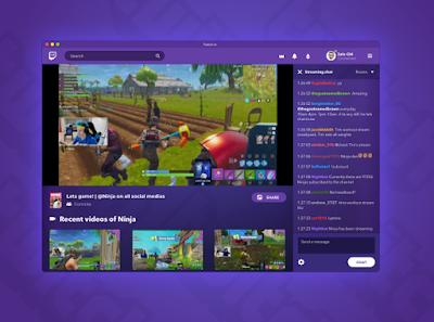 Cara Download Video dari Twitch Tv