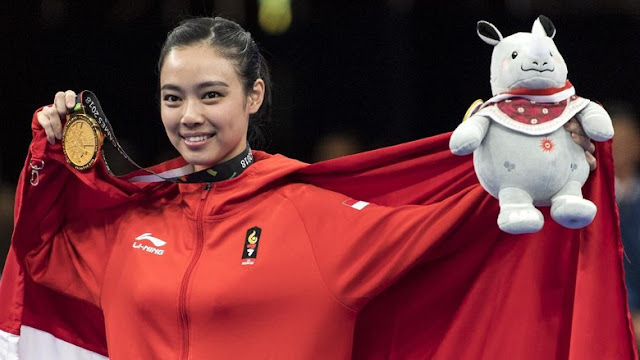 Lampaui Target di Asian Games 2018, Wushu Tatap Kejuaraan Dunia