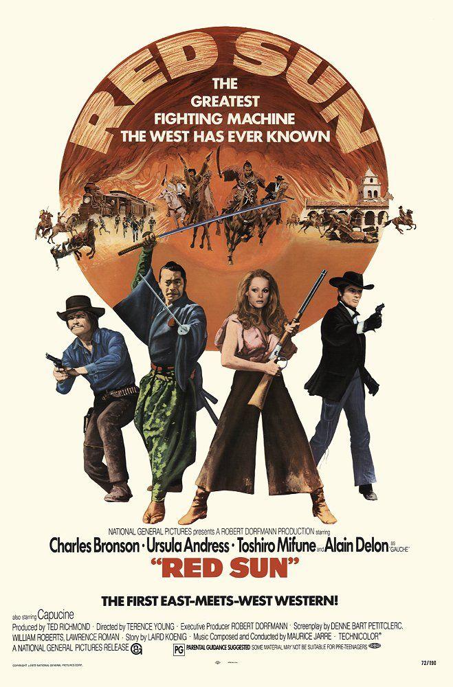 Red Sun (1971) ตะวันเพลิง