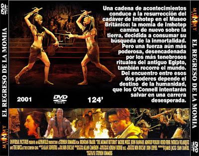 La momia - El regreso de la momia - [2001]