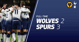 Wolverhampton vs Tottenham Hotspur 2-3 Full Highlights