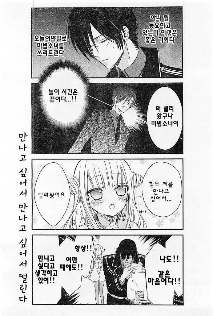 일찍이 마법소녀와 악은 적대하고 있었다 -묶음3의 9번째 이미지, 표시되지않는다면 오류제보부탁드려요!