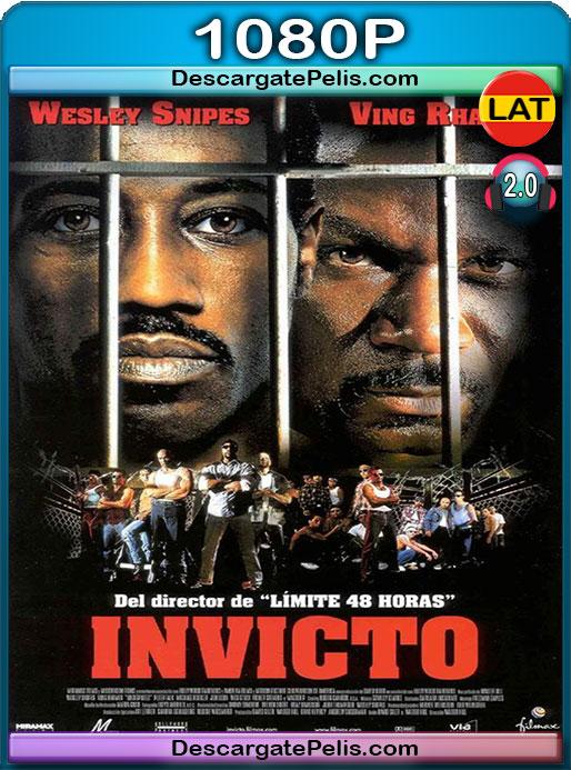 Invicto (2002) 1080p Latino