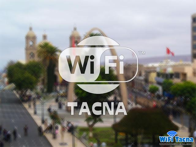 WISP en Tacna