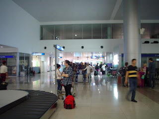 Tan Son Nhat Airport (SGN). Ho Chi Minh City - Vietnam