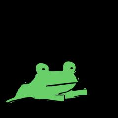 Frog MIDORI - Japan