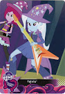 My Little Pony Trixie Equestrian Friends Trading Card