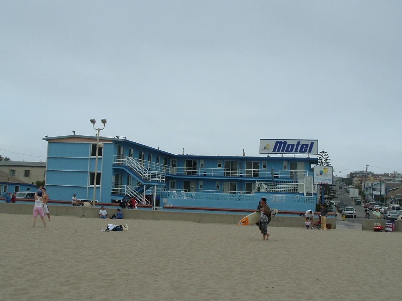 0 12 The Spring Break Motel In Florida Sea Sprite 1016 Strand Hermosa Beach