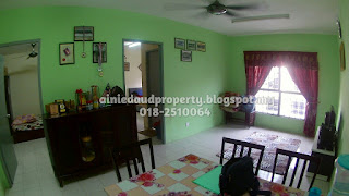 ONE SELAYANG APARTMENT BATU CAVES FOR SALE