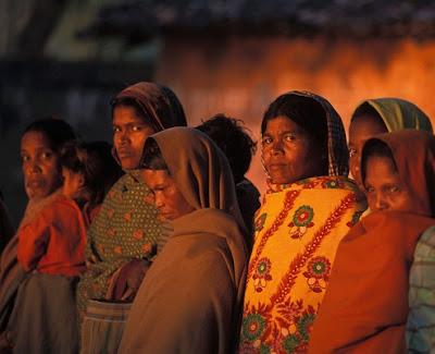 Women, India
