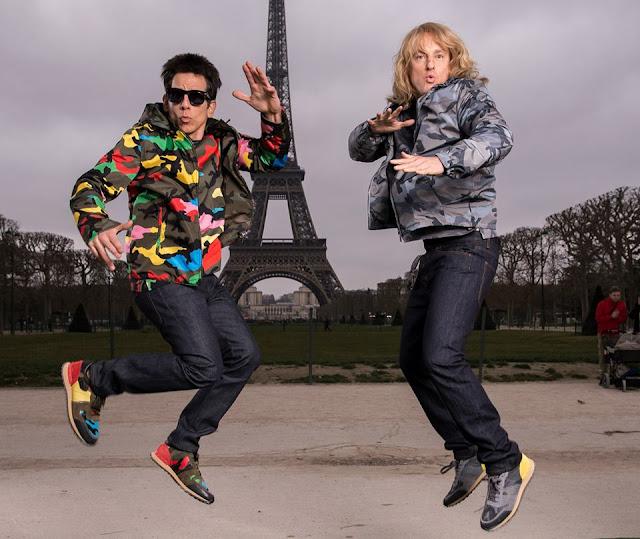 Modelele internaţionale masculine Derek şi Hansel revin în comedia Zoolander 2