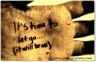Time To Let Go