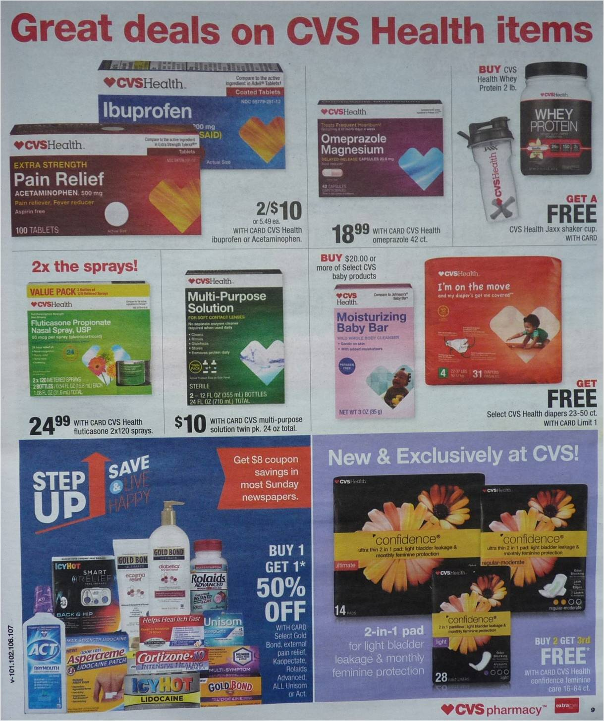 Simply CVS: CVS Ad Scan Preview for the Week of 1/29/17