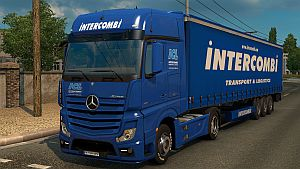 Intercombi pack for Mercedes MP4