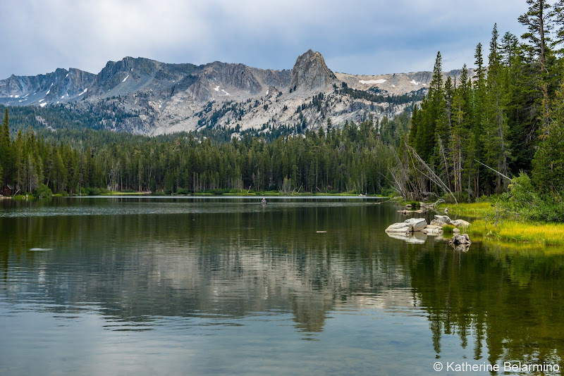 Lake Mamie Mammoth Lakes Basin Self-Guided Photography Tour of Mammoth Lakes
