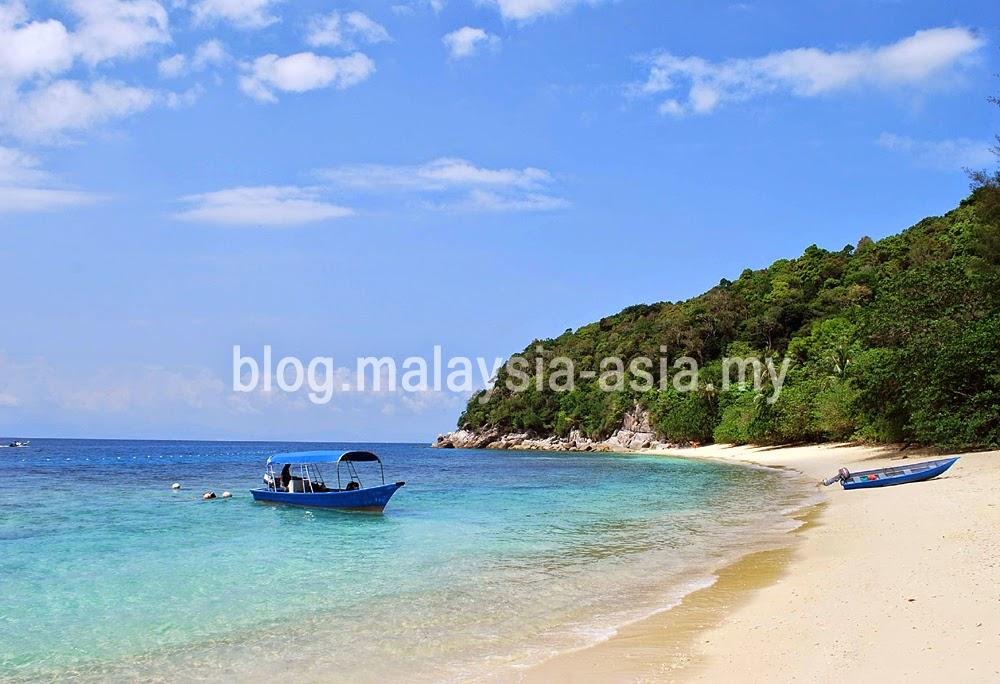 Tanjung Tukas Beach Perhentian Besar