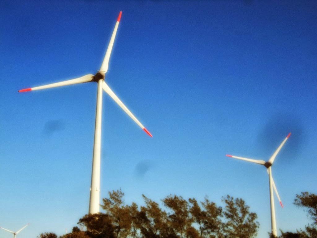 Geradores Produzem Energia Eólica Que Corresponde ao Consumo Médio de Duas Mil Residências