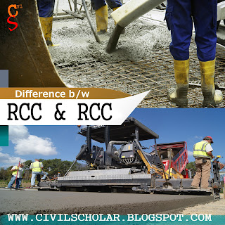 difference between rcc and rcc